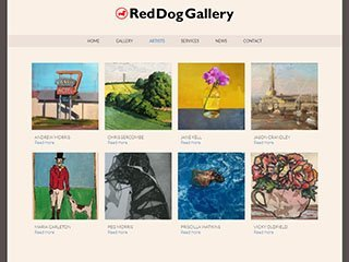 Red Dog Gallery