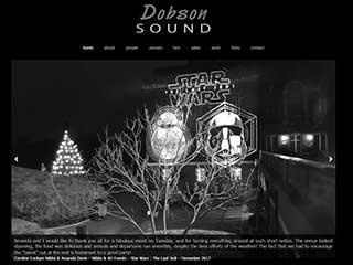 Dobson Sound